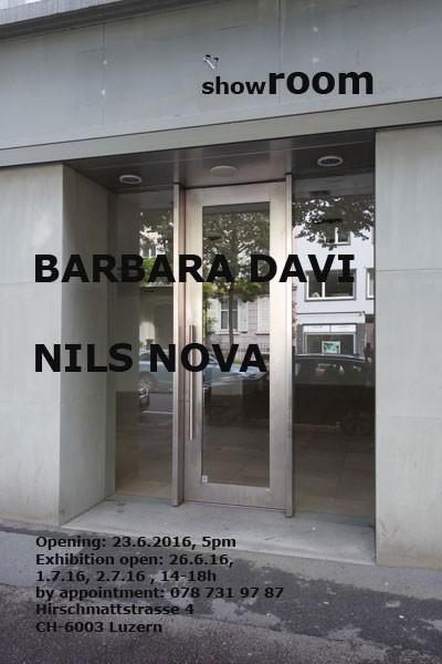 news : barbara davi, Einladungen